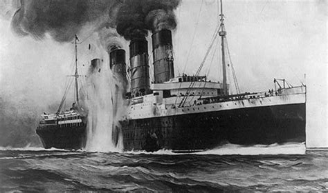when did lusitania sink my devotional thoughts this day in history may 7 1915