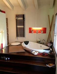 decoration salle de bain zen bambou veglixcom les With salle de bain design avec boules lumineuses décoratives