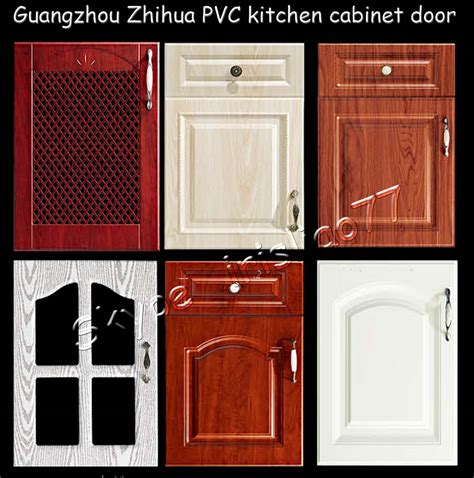 pvc kitchen cabinets cost white pvc laminate kitchen cabinet door price view pvc