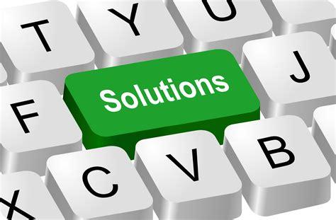 Problem Solution Clipart