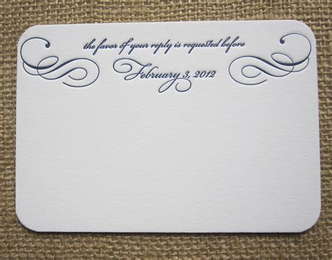 Rsvp Template For Event Wedding Response Cards Printing Uk Print Rsvp Card