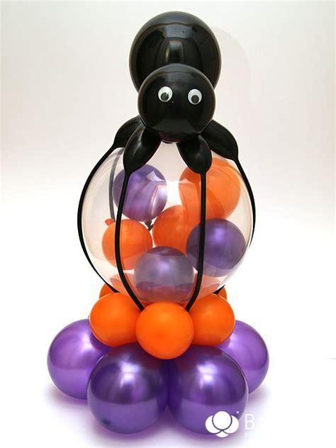 balloonsit spider helium decoration step  step article