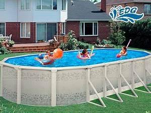 Piscine Hors Sol Resine : kit piscine hors sol acier r sine flamenco luxe ovale ~ Melissatoandfro.com Idées de Décoration