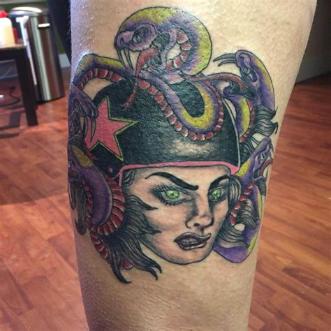 25 of the Best Medusa Head Tattoos Ever That Are Beautiful ...