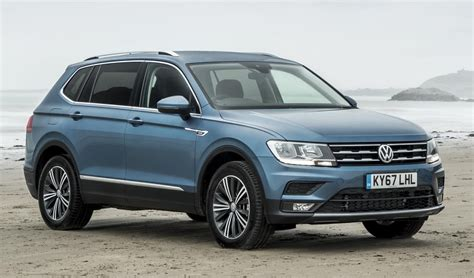 vw tiguan 2018 2018 vw tiguan allspace uk pricing and specs
