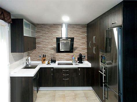 muebles de cocina roble color wengue ideas muebles