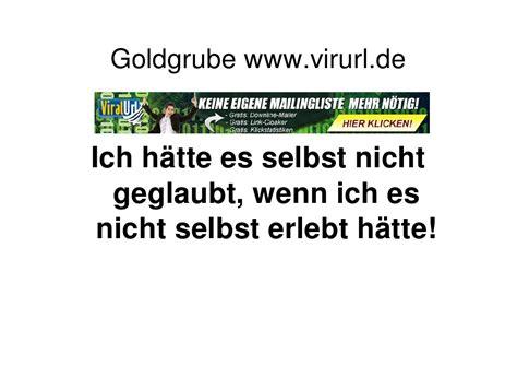 Goldgrube Viralurl