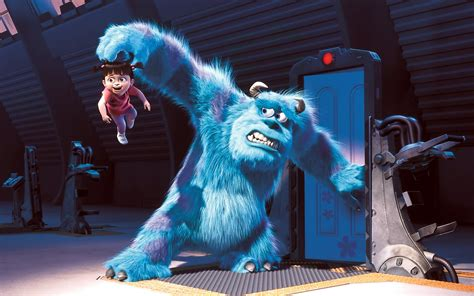 Elliots Film Review Blog Monsters Inc Review