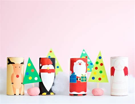 Easy Christmas Toilet Paper Roll Crafts How To Make A Beautiful Garden Ideas For Nightstands Become Decorator 1 Bedroom Apartment Decorating Dark Gray Paint Indoor Bike Storage Laminate Floor Vs Hardwood Smart House