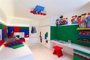 Chambre Enfant Moderne : chambre moderne enfant les tendances 2015 ~ Teatrodelosmanantiales.com Idées de Décoration