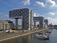Moderne Häuser Köln by Kranhaus