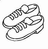 Zapatos Colorear Dibujos Vestiti Disegno Scarpa Scarpe2 Dibujo Pintar Misti Colorare Colorea Tus Scarpe Zapato Coloreatudibujo Immagini sketch template