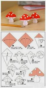 origami printables for kids ~ easy crafts ideas to make