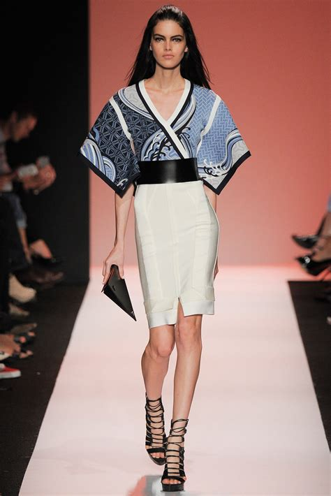 Hervé Léger by Max Azria Spring 2015 Ready-to-Wear Fashion ...