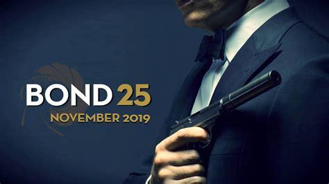 Bond 25 (working Title) Starring Daniel Craig As James Bond