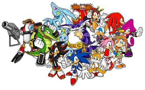 Sonic the Hedgehog HD Wallpaper #461955 - Zerochan Anime ...