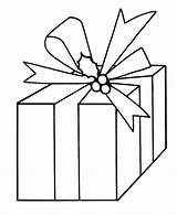 Coloring Present Presents Bow Bows Cliparts Printable Cartoon Clip Learning Clipart Outline Pre Library Colouring Template Simple Grandparents Popular Xmas sketch template