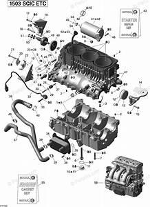 Ski Doo 215 Engine Diagram