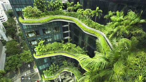 Buildings That Blend With Nature Why Singapore Has Them