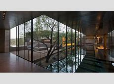 Bamboo Courtyard Teahouse Harmony World Consulting Design