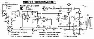 5000w Power Inverter Schematic Diagram