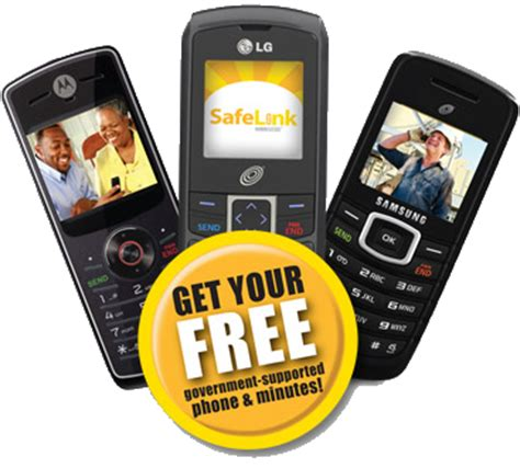 free government smartphone safelink