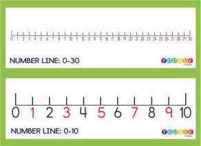 printable number line to 10 new calendar template site