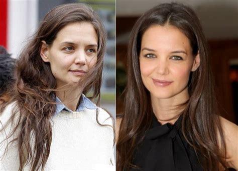 celebrities  makeup smashing tops