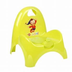 Petite Chaise Bebe 1 An : chaise petit pot de chambre enfant b b oui oui 39x40x41cm jaune achat vente pot ~ Teatrodelosmanantiales.com Idées de Décoration