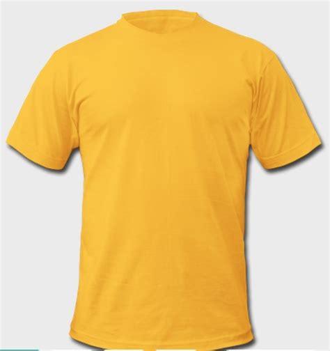Yellow Sweat T Shirt edge plain part 1