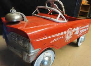 Pass Down Your Enthusiasm With An Antique Pedal Car