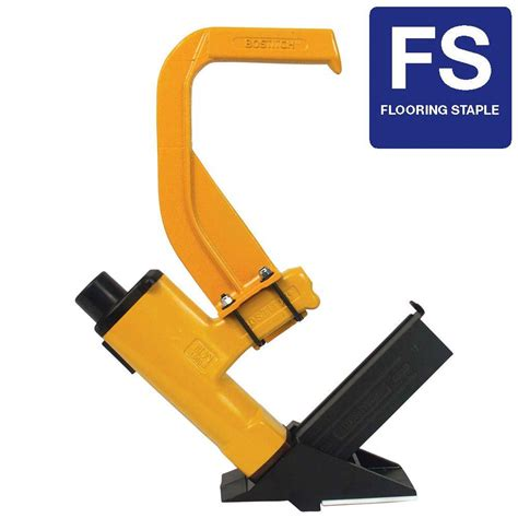 new bostitch miiifs hardwood flooring nail gun stapler