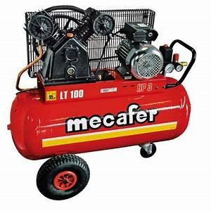 Compresseur Silencieux 50l : compresseur lubrifi courroie 100 litres 3 hp castorama ~ Edinachiropracticcenter.com Idées de Décoration
