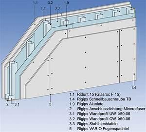 Putz Auf Rigipsplatten : schlanke brandw nde ab 111 mm von rigips trockenbau f 90 ~ Michelbontemps.com Haus und Dekorationen