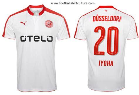 Fortuna Düsseldorf 16/17 Puma Home Kit | 16/17 Kits ...
