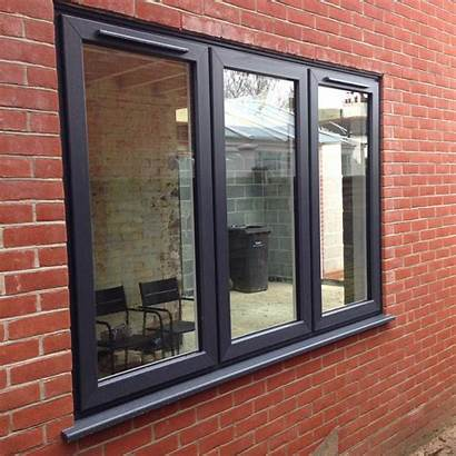 Windows Modus Upvc Grey Window Sash Standard