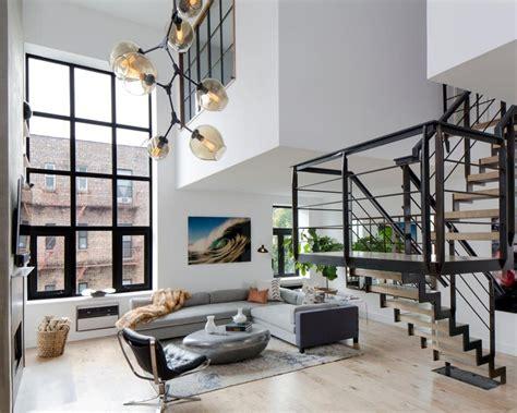 furniture rental nyc soho duplex renovation in new york decor aid