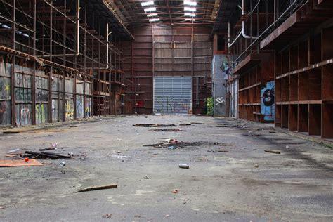 Warehouse Floor   Cavernous warehouse space.   scottnj