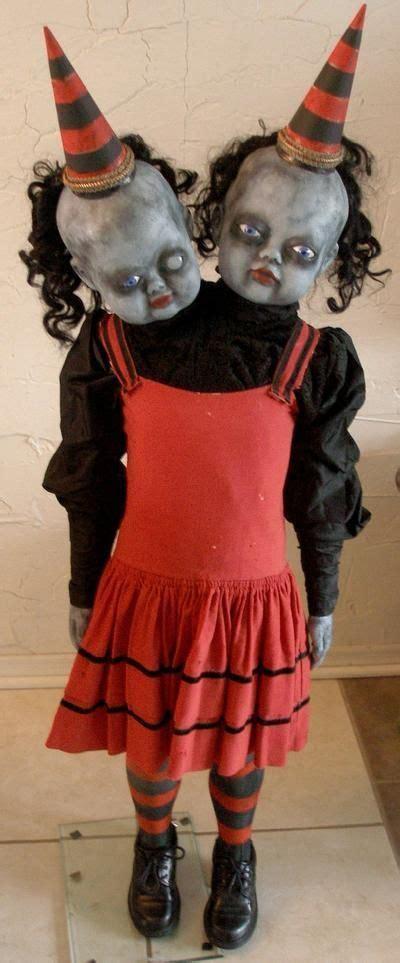 scary carnival ideas  pinterest diy halloween