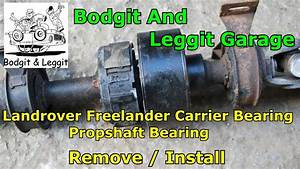Land Rover Freelander Carrier Bearing  Propshaft Bearing