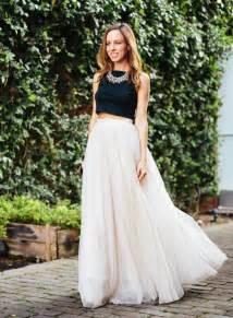 bridesmaid tulle skirt 20 ways stylish are wearing tulle skirts stylecaster