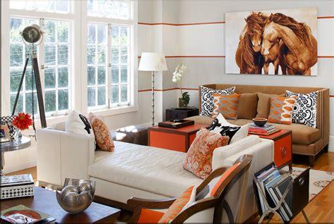 Confetti And Stripes Equestrian Chic Home