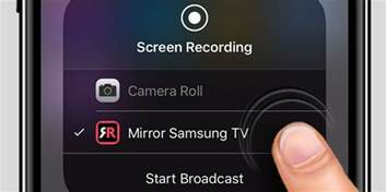 iphone to samsung tv airbeamtv app lets you mirror your iphone directly