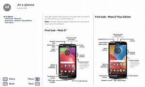 Manual - Motorola Moto E Plus  4th Generation
