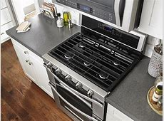 Stainless Self Gas 2 Steel Whirlpool Range Convection Ft Oven 6 Cleaning Cu 4