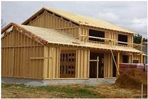 kit maison en kit bois ossature bois pour l With maison en bois autoconstruction