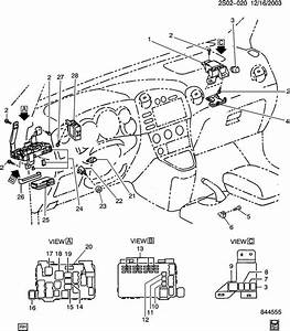 Pontiac Vibe Parts Diagram Battery  U2022 Wiring Diagram For Free