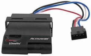 Draw-tite Activator Trailer Brake Controller