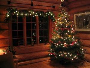 Country Christmas Decorating Everything Log Homes