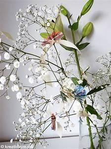 Blumen Aus Geld Basteln : geldgeschenk basteln in letzter minute mit schnittblumen kreativliste ~ Bigdaddyawards.com Haus und Dekorationen
